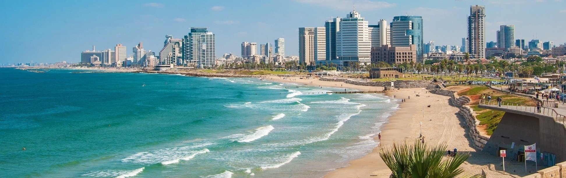 TEL AVIV – IDEALNE MIEJSCE NA CITY BREAK